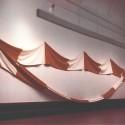 Hanging Circle / 1977 / acrylic on canvas / diameter 15.24 m thumbnail