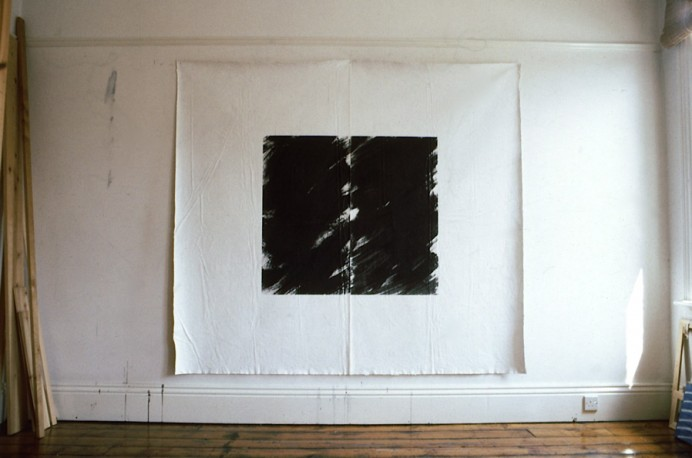 Common Sense / 1984 / acrylic on canvas / 1.82 m x 1.82 m