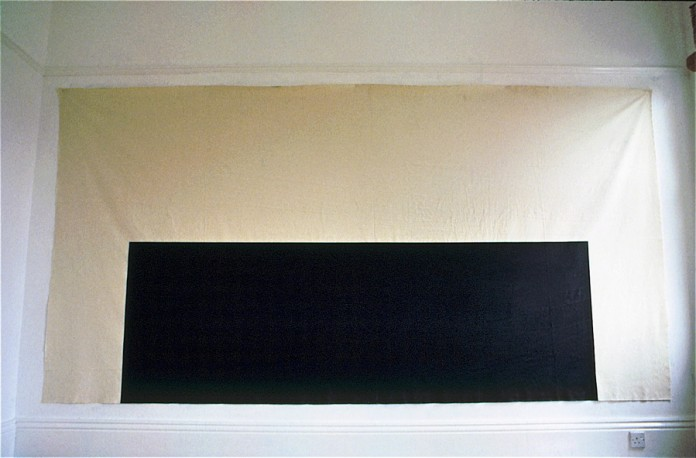 Form and Content / 1994 / acrylic on canvas / 1.82 m x 3.65 m