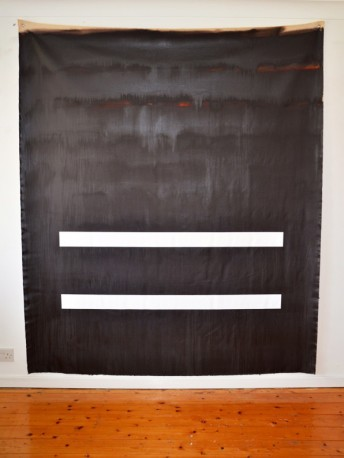 Dictionary of Silences 5 / 2015 / acrylic on canvas / 2.44 m x 1.83 m