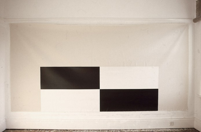 Serious Matter / 2002 / acrylic on canvas / 1.82 m x 3.65 m